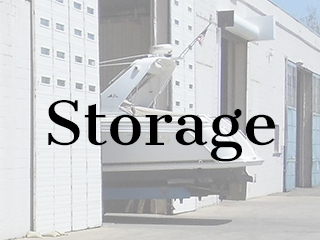 Storage - KAM Yacht Sales